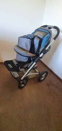 Wózek Mutsy gondola+spacerówka