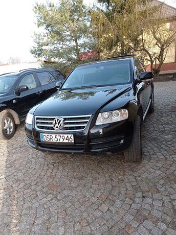 Volkswagen Touareg 3.2 Benzyna+ LPG doinwestowany