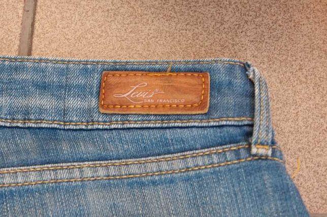 oryginalne jeansy Levis