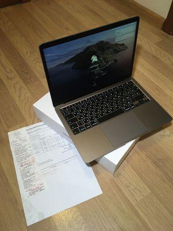 Macbook air 2020 на гарантии цитрус