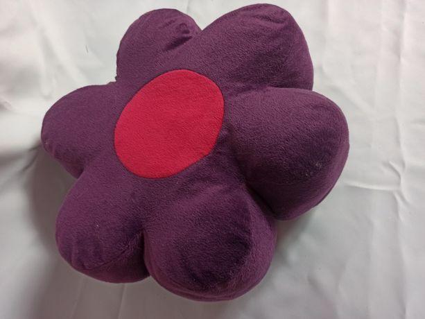 Ozdobna poduszka kwiat do siedzenia 6 sztuk