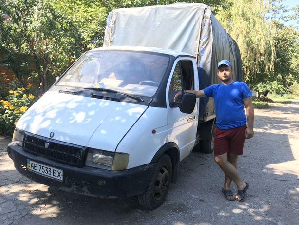 Грузовое такси недорого вывоз мусора с грузчиками грузоперевозки Днепр