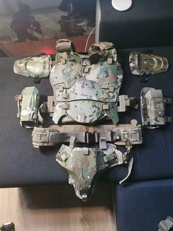 Pancerz taktyczny Armor Suit - MC