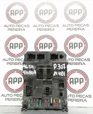 BSI PSA Peugeot 307 referência 9651197080A.