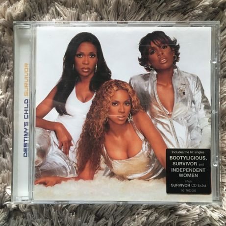 CD - Survivor - Destiny's Child, 2001