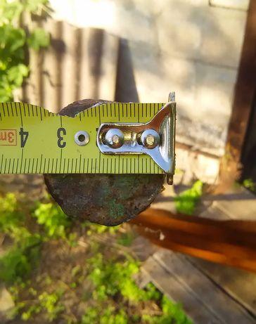 Арматура металл (прут) длина 1,69м диаметр 34мм 1шт 400р Срочно!