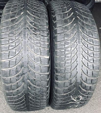 Michelin 215/70r16 2 шт зима резина шины б/у склад