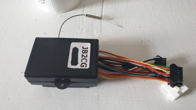 Jabo 2CG BG moduł GPS Autopilot Łódka zanetowa