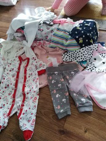 Ubranka niemowlęce roz 56 i 62, 68 do wyboru