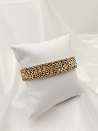 Złota bransoletka z brylantami Yes Złoto 585 28,85g Brylanty 1,94ct