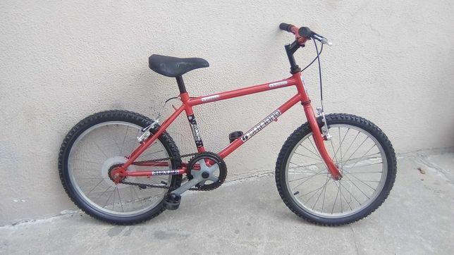 Bicicleta Shimano, roda 20, para crianças dos 6 aos 10 anos