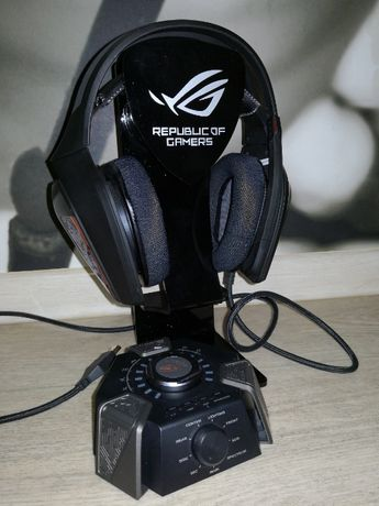 Наушники Asus ROG Centurion True 7.1 Surround Gaming Headset