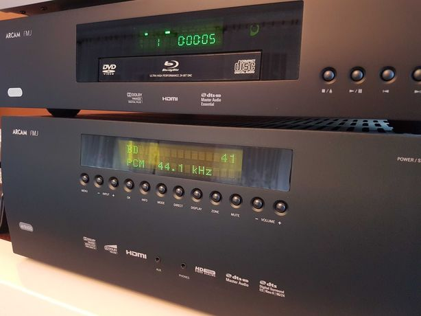ARCAM Kino domowe AVR 400 7.1 , HDMI 1,4. Dolby...
