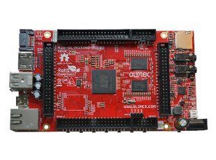 Placa Allwinner A20 Cortex A7 com display