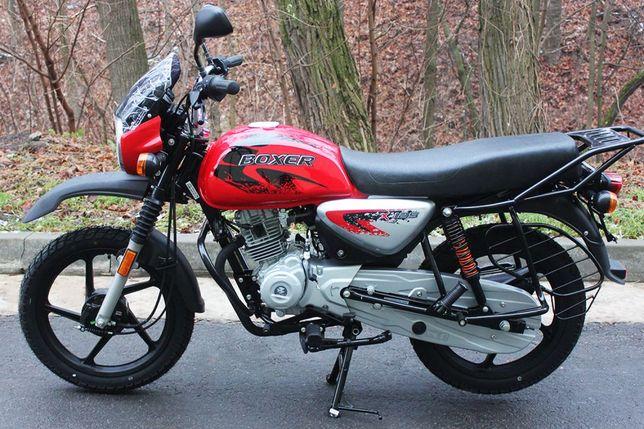 Мотоцикл Bajaj Boxer 125 X Дорожній