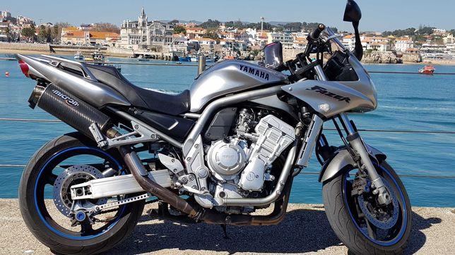 Vendo moto em bom estado Yamaha FZR 1000