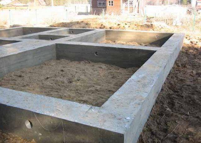 Строительство домов, земляные, бетонные работы, фундамент, отмостка.