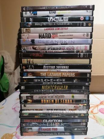 BAIXA DE PREÇO. 66 DVD (filmes), comédia, romance, acção, terror, etc.