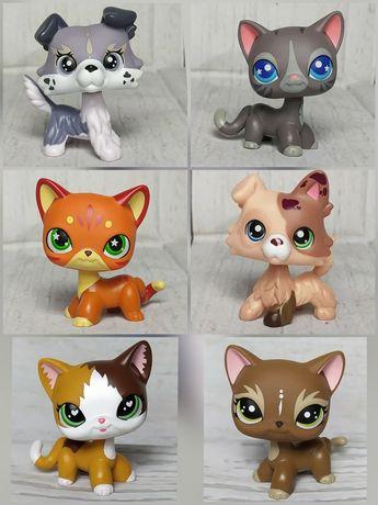 Custom-Made OOAK Lps. Редкие лпс, кошки стоячки, собачки, мини котята.