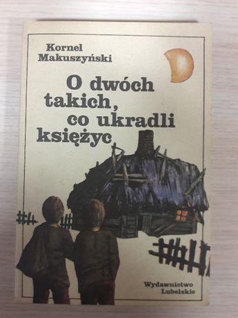 O dwóch takich, co ukradli księżyc Kornel Makuszyński - Bajki PRL