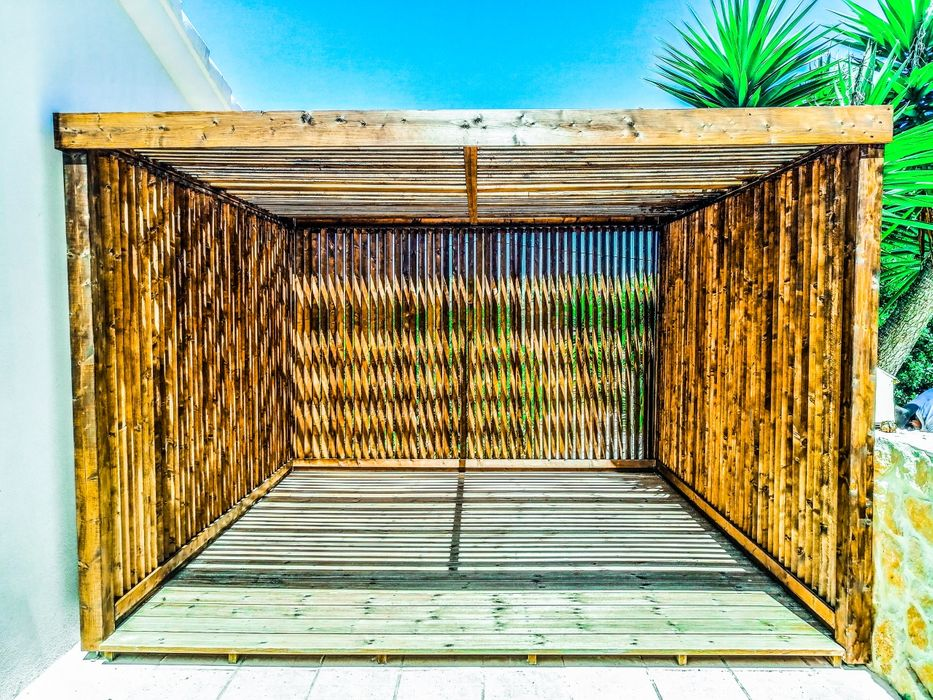 Pergolas Eco Living Green Design Solution4u Aljezur - imagem 1