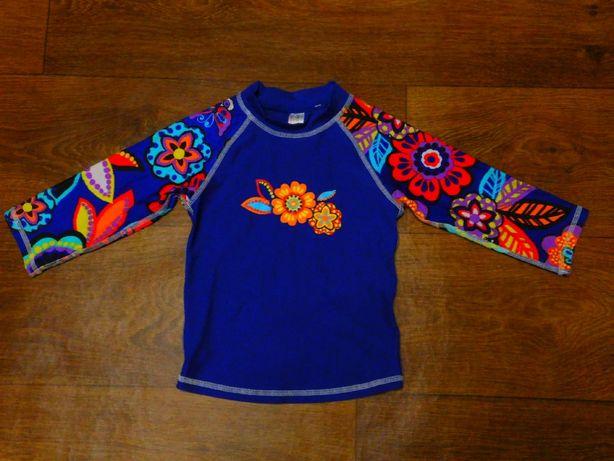 купальная футболка 4-5 лет Debenhams для девочки длина 38 см ширина 30