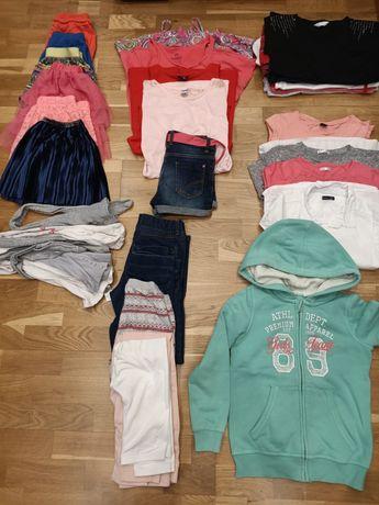 Ubrania dla dziewczynki 134-140 (9-10 lat)