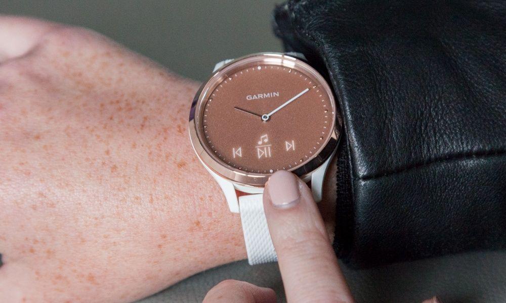 Часы спортивные Garmin Vivomove HR женские Запорожье - изображение 1