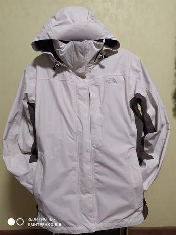 оригинальная зимняя куртка The North Face для девушки