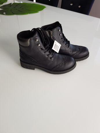 Nowe buty botki wiosenne rozm 32