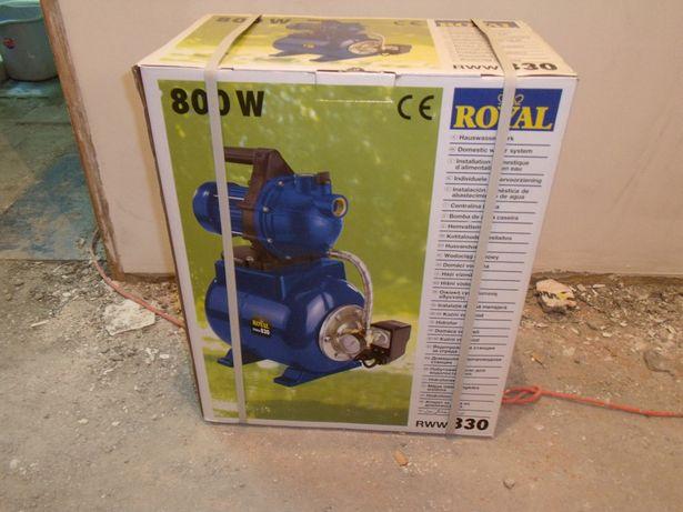 Motor de rega com balão Einhell Royal RWW830 800W - LER o TEXTO