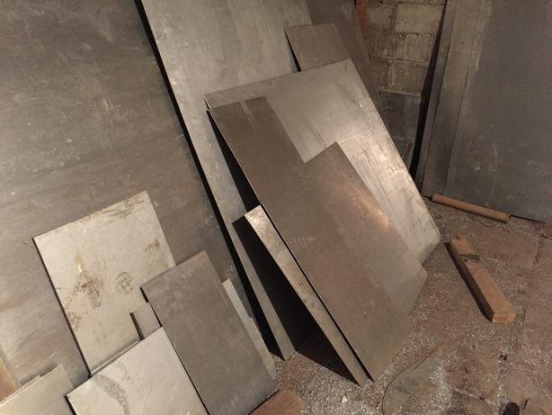 Лист алюминиевые 0.5-8мм Заготовки Плиты Дюраль т.10-150мм,Отрезк