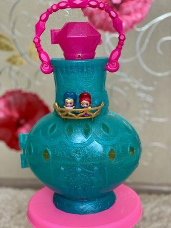 Волшебная лампа и мини-джины Шиммер и Шайн