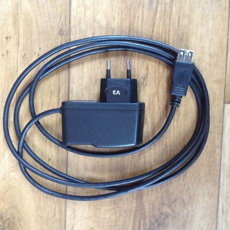 Ładowarka USB 100-240V/4,5-9,5V