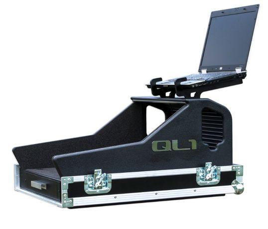 Case na mikser Yamaha QL 1, wersja z ledem