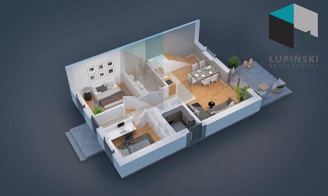 Łupiński Development mieszkanie z ogrodem w cenie na jaką Cię stać