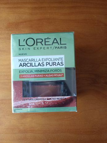 Máscara Esfoliante Argila Vermelha - L'Oréal Paris
