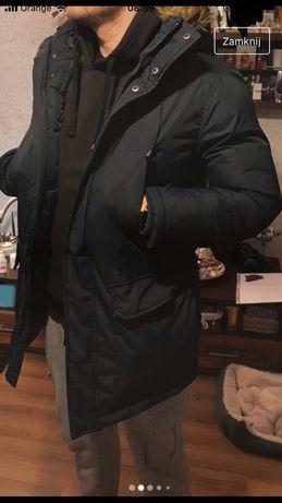 Meska zimowa kurtka