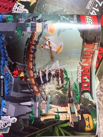 Lego ninjago 70607