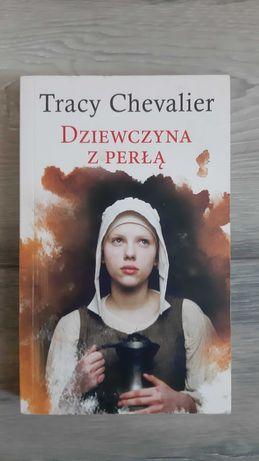 Dziewczyna z perłą Tracy Chevalier