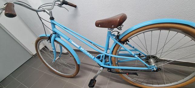 Bicicleta senhora Berg crosstown