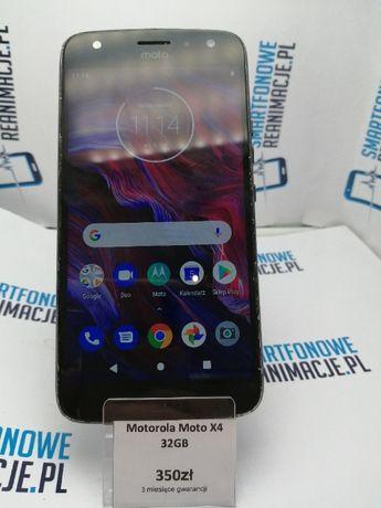 Smartfon Motorola Moto X4 3/32GB - Czarny