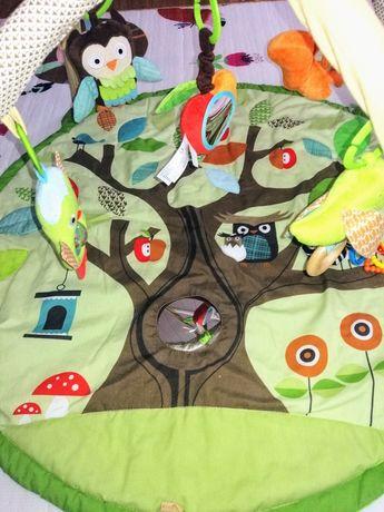 Mata edukacyjna skip hop Treetrop