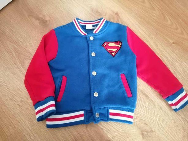 Bluza supermen 2/3 lata