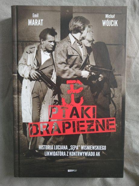 Ptaki drapieżne Marat Wójcik historia sępa Wiśniewskiego AK wojna