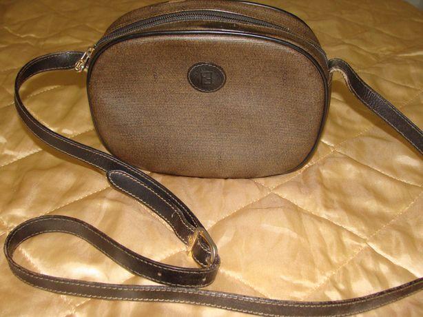 Fendi оригинал Италия винтаж сумка Louis Vuitton