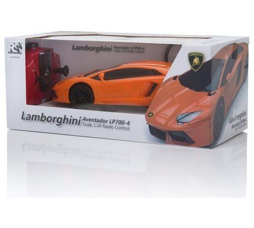 Auto Lamborghini Aventador Samochód Zdalnie Sterowany 1:24