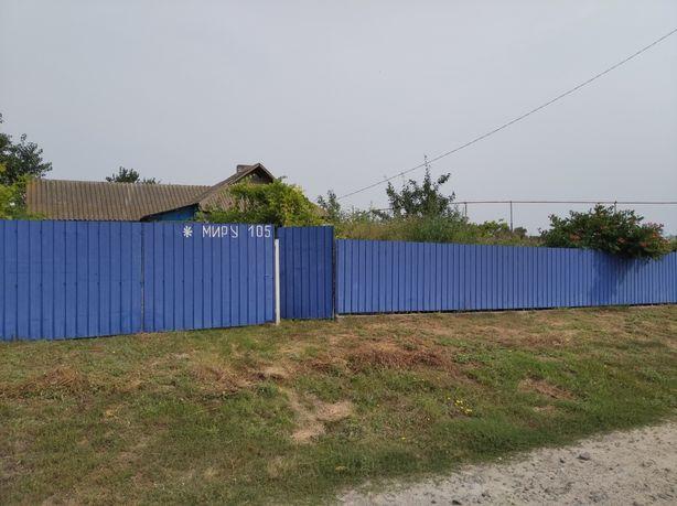 Продам будинок смт Новгородка