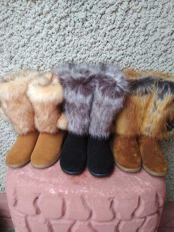 Унты женские , зимняя женская обувь , все размеры !