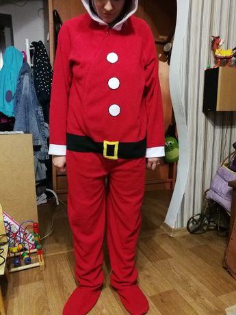 Пижама мужская на 180 Санта